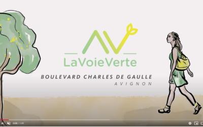 Découvrez la Voie Verte d'Avignon en vidéo !